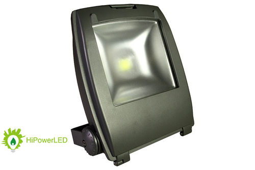 Aktion: LED Design-Scheinwerfer anthrazit 30W (ca. 150W) warmweiss