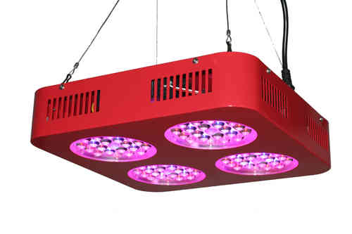 LED Pflanzenlampe / LED Grow Lampe 140Watt volles PAR Spektrum