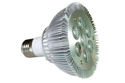 LED Pflanzenlampe / Grow Light E27 7 Watt