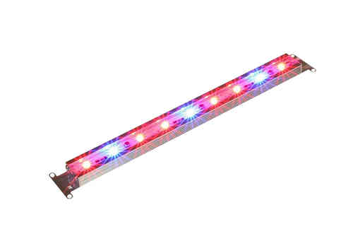 LED Pflanzenlampe / Grow Light 9Watt R+G+B 34cm
