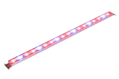 LED Pflanzenlampe / Grow Light 18Watt R+G+B  64cm