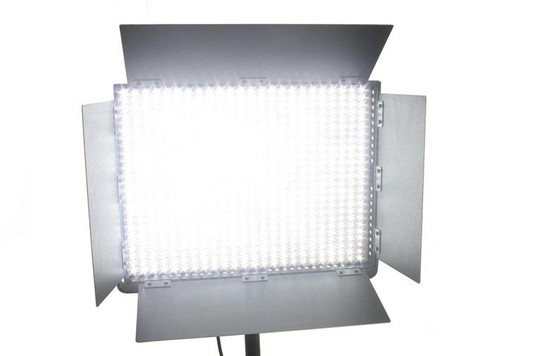LED Foto Video Strahler / Leuchte CN-900HS 5600 lm - LED Lampen