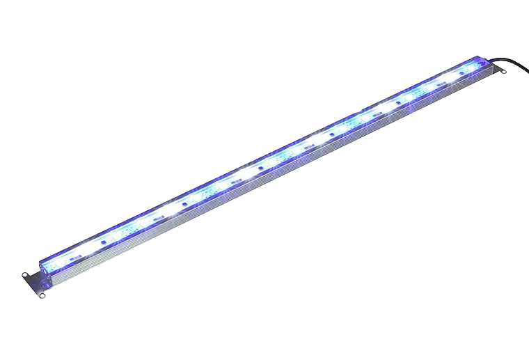 LED Aquarium Leuchte 18Watt IP68 blau+weiss 64cm - LED Lampen