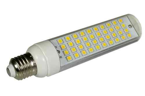 LED Seitenstrahler E27 7W 690lm (ca. 60W) neutral weiss