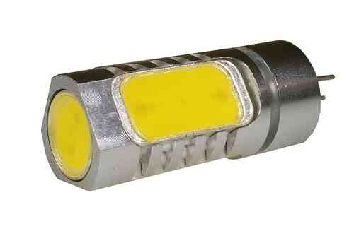 LED Stiftsockellampe G4 2W (ca. 15W) 4 LED warmweiss
