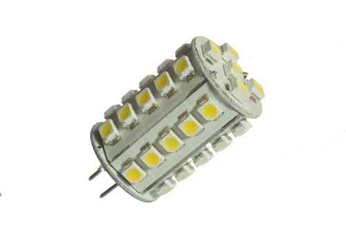 LED Stiftsockellampe G4 2W (ca. 15W) 35 LED warmweiss