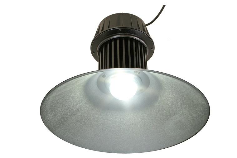 Led Lampen Industrie : Aktion: industrie fabriklampe led 70 watt weiss led.ch