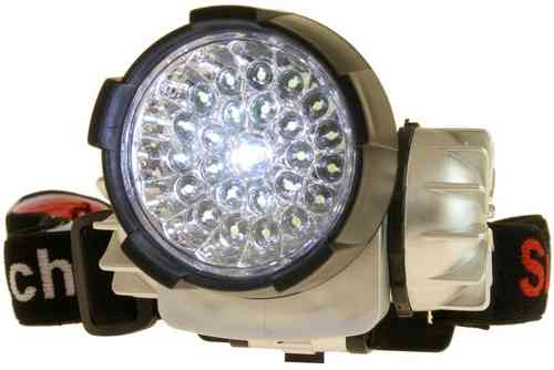LED Stirnlampe 25 LED