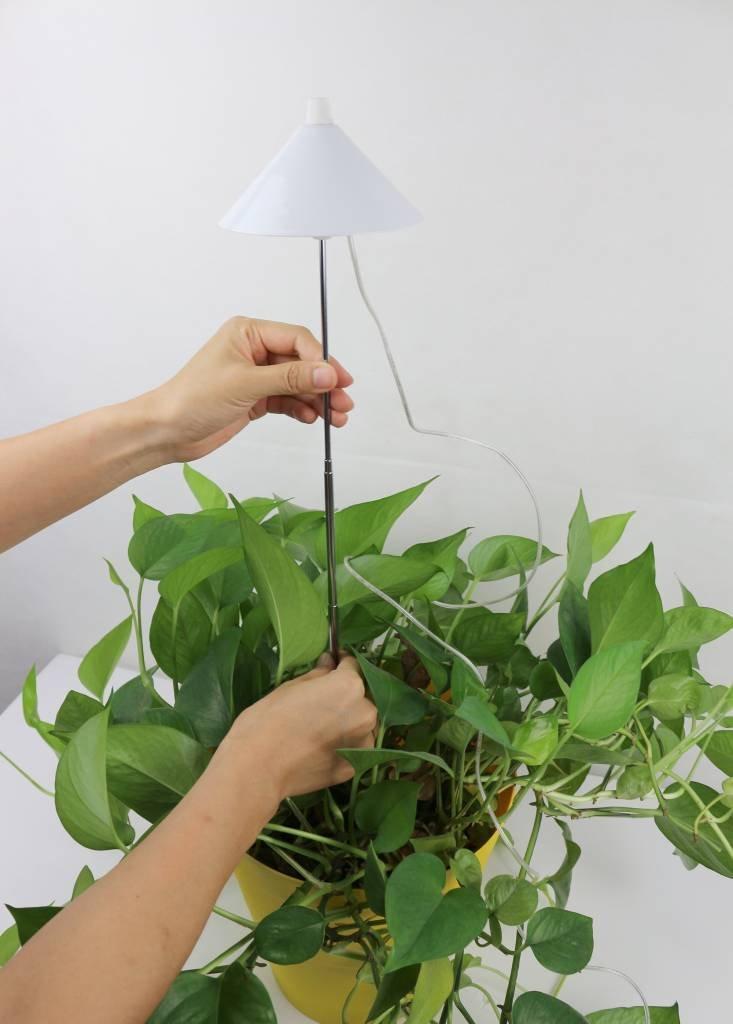 led pflanzenlampe led grow lampe weiss watt fuer toepfe