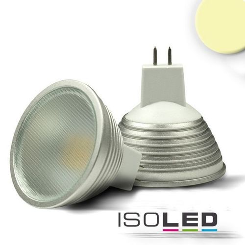 LED Spot MR16 ISOLED 5W (ca. 35W) 340lm 140° warmweiss dimmbar