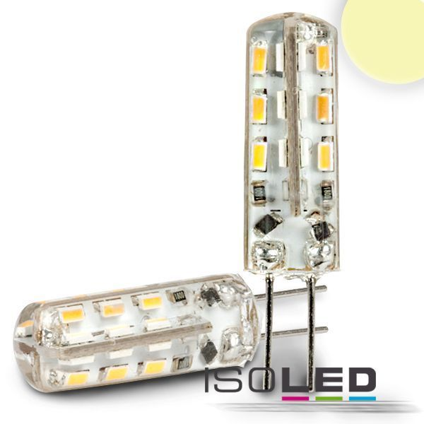 led stiftsockellampe g4 isoled 2w 24smd 120lm 270 warmweiss. Black Bedroom Furniture Sets. Home Design Ideas