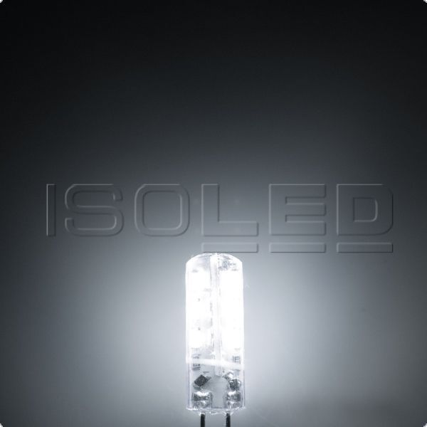 led stiftsockellampe g4 isoled 2w 24smd 130lm 270 neutralweiss. Black Bedroom Furniture Sets. Home Design Ideas