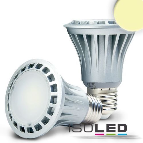 LED Spot E27 ISOLED 7W (ca. 30W) 300lm PAR20 warmweiss dimmbar