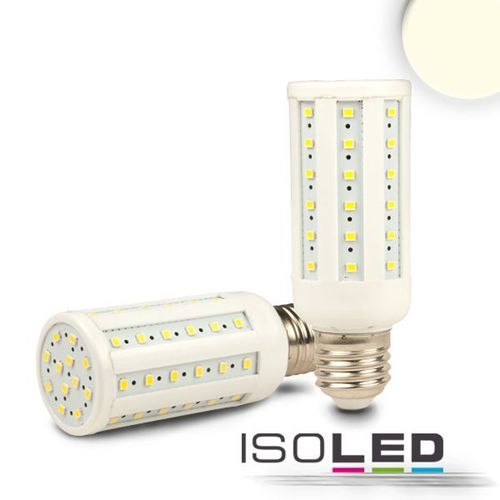 LED Corn Light E27 ISOLED 10W (ca. 75W) 1050lm 60SMD neutralweiss dimmbar