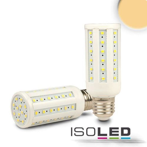 LED Corn Light E27 ISOLED 10W (ca. 75W) 950lm 60SMD ultra-warmweiss