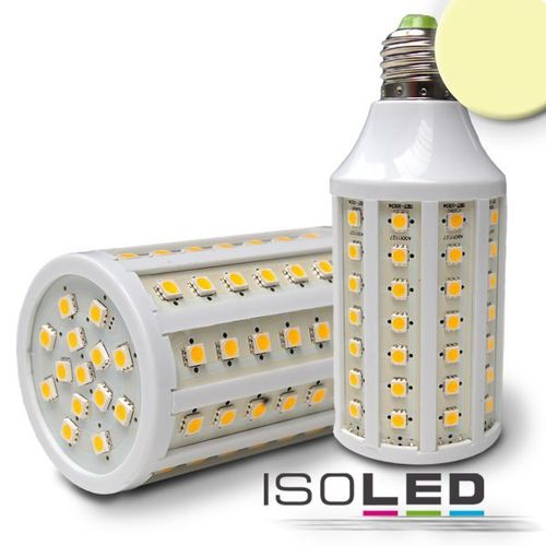 LED Corn Light E27 ISOLED 13W (ca. 100W) 1400lm 88SMD warmweiss