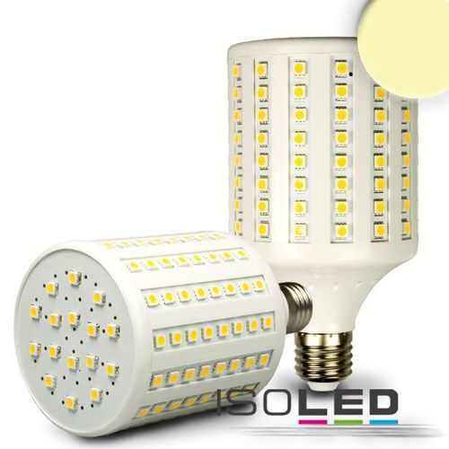 LED Corn Light E27 ISOLED 20W (ca. 125W) 1800lm 136SMD warmweiss