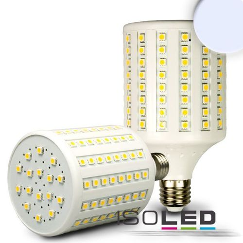 Ampoule LED maïs E27 ISOLED 20W (ca. 125W) 1950lm 136SMD blanc froid