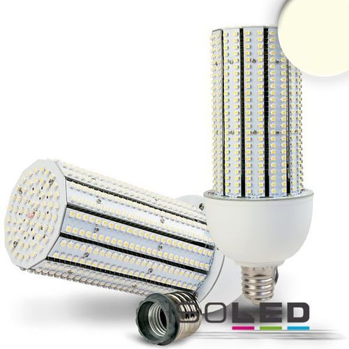 LED Corn Light E27/E40 ISOLED 44W (ca. 100W HQL) 4600lm 660SMD neutralweiss