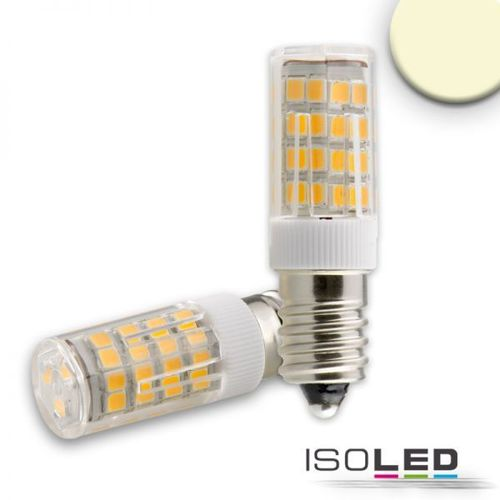 LED Lampe E14 ISOLED 3.5W (ca. 30W) 321lm 51SMD warmweiss