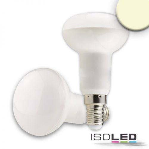 LED Spot E14 ISOLED 5W (ca. 40W) 400lm warmweiss matt R50