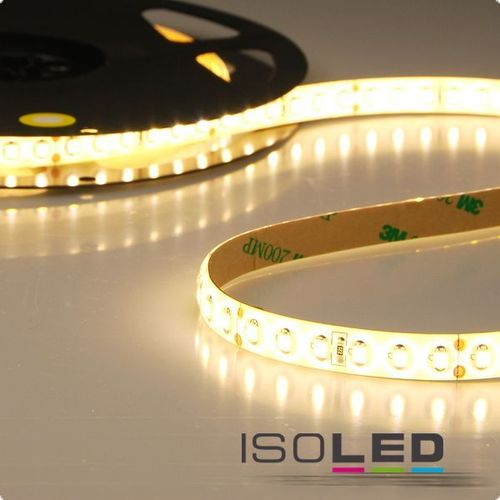 LED Flexband ISOLED HEQ827 10W/m 24V 39W IP66 warmweiss 5m