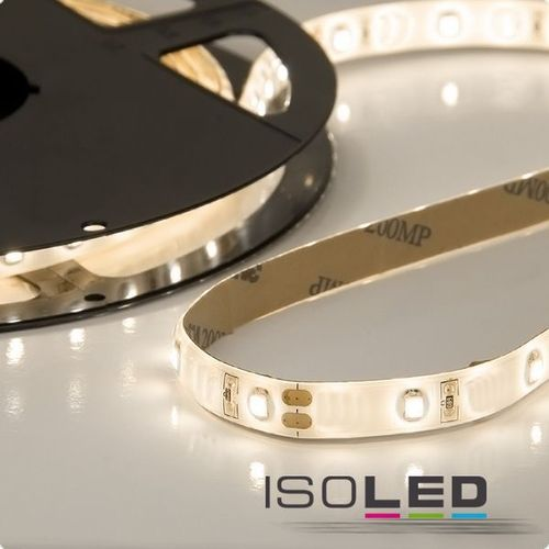 LED Flexband ISOLED HEQ827 4.8W/m 24V 24W IP66 warmweiss 5m