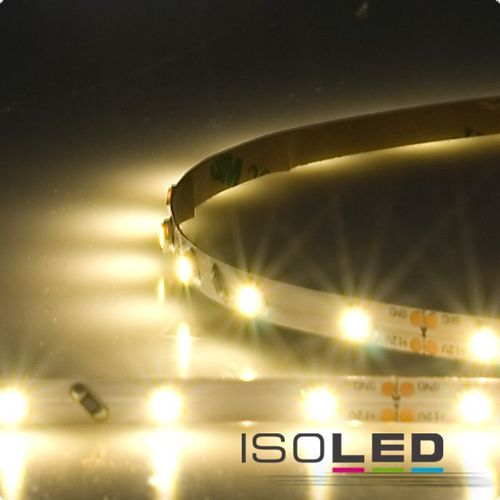 LED Micro-Flexband ISOLED HEQ827 4.8W/m 12V 21W IP20 warmweiss 5m