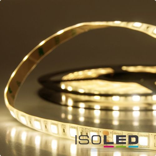 LED Flexband ISOLED SIL727 14.4W/m 24V IP66 warmweiss 1/2/5m