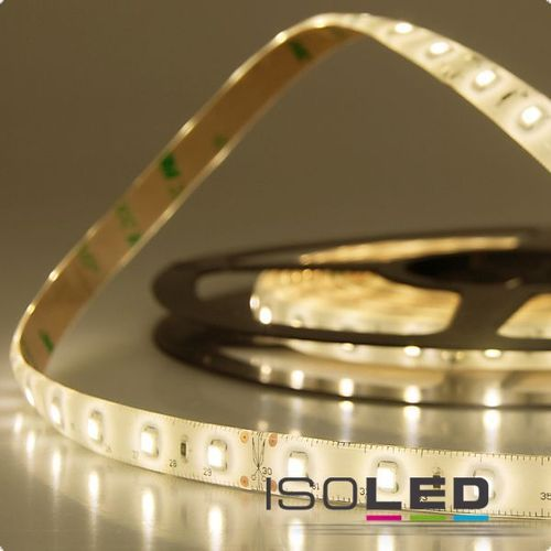 LED Flexband ISOLED SIL727 4.8W/m 12V 22W IP66 warmweiss 1/2/5m
