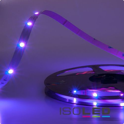 LED Flexband ISOLED SIL 7.2W/m 24V 35W IP20 RGB 5m