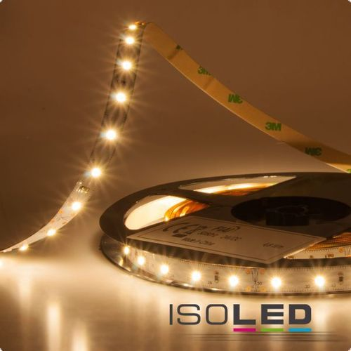 LED Flexband ISOLED SIL725 4.8W/m 24V 22W IP20 ultrawarmw. 1/2/5m