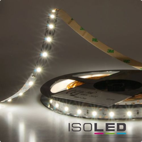 LED Flexband ISOLED SIL740 4.8W/m 12V 18W IP20 neutralweiss 5m