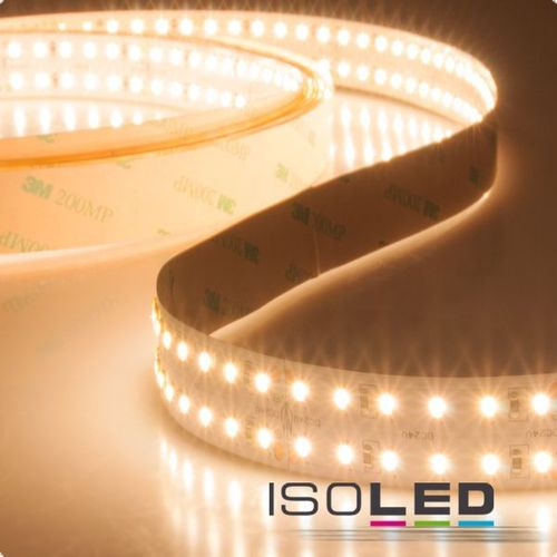 LED Flexband ISOLED CRI930 24W/m 24V 123W IP20 warmweiss 5m
