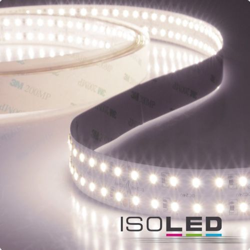 LED Flexband ISOLED CRI942 24W/m 24V 126W IP20 neutralweiss 5m