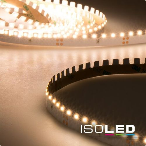 LED Flexband ISOLED CRI930 90° 10W/m 24V 43W IP20 warmweiss 5m