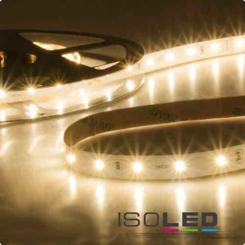 LED Flexband ISOLED CRI930 6W/m 24V 40W IP20 warmweiss 5m