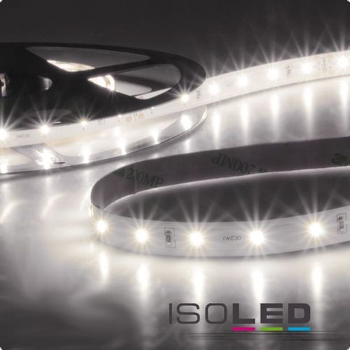 LED Flexband ISOLED CRI942 6W/m 24V 34W IP20 neutralweiss 5m