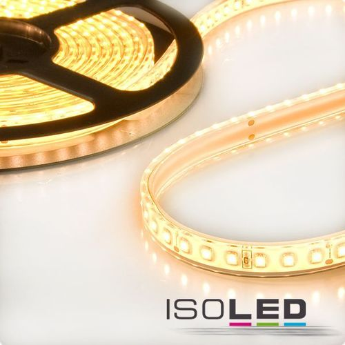 LED Flexband ISOLED AQUA827 10W/m 24V 45W IP68 warmweiss 5m