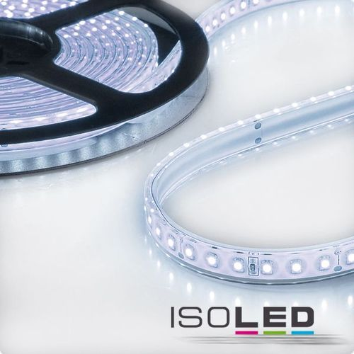 LED Flexband ISOLED AQUA862 10W/m 24V 46W IP68 tageslichtweiss 5m