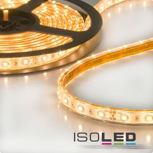 LED Flexband ISOLED AQUA827 4.8W/m 24V 23W IP68 warmweiss 5m