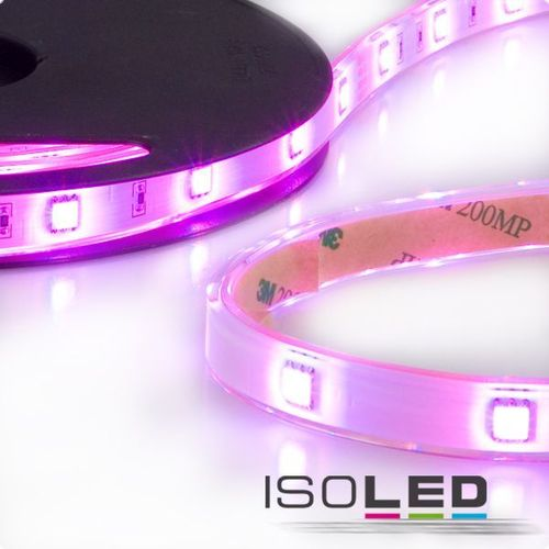 LED Flexband ISOLED AQUA 7.2W/m 24V 33W IP68 RGB 5m