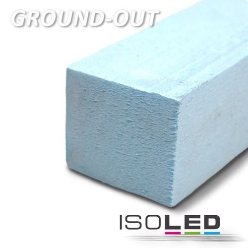 Mousse drainage pour profilé ISOLED GROUND-OUT L=1m