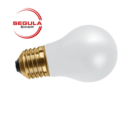 Aktion: LED Filament Birne Segula E27 3.5W (ca. 20W) 200lm 2200K matt dimmbar