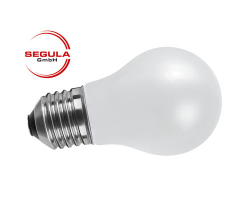 Filament LED Segula 50335 E27 8W (ca. 50W) 600lm 2600K mat dimmable