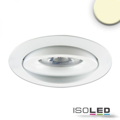 LED Einbaustrahler 95mm weiss ISOLED 15W (ca. 75W) 2000-2800K Sunset dimmbar