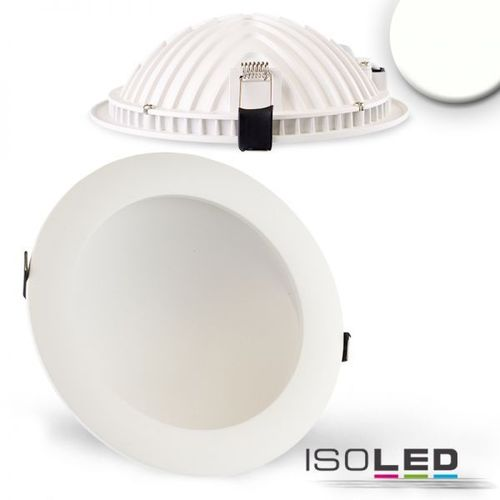 LED Downlight indirekt 173mm weiss ISOLED LUNA 18W (ca. 75W) neutralweiss