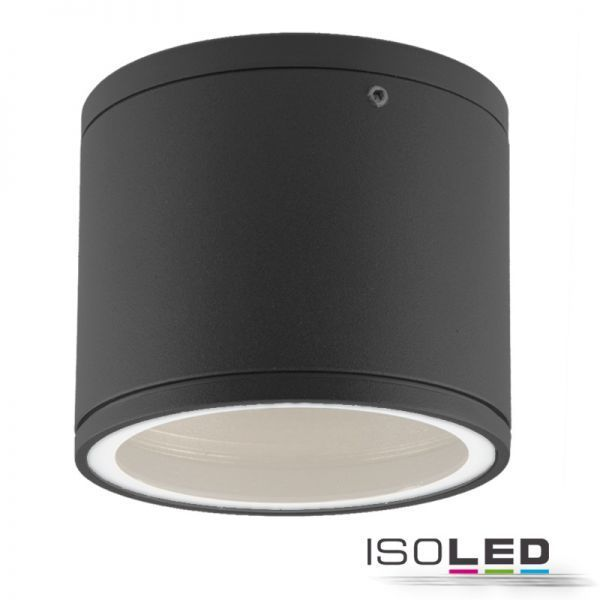 Culot Anthracite Isoled Gx53 Plafonnier 108mm Led SVLjMGqpUz