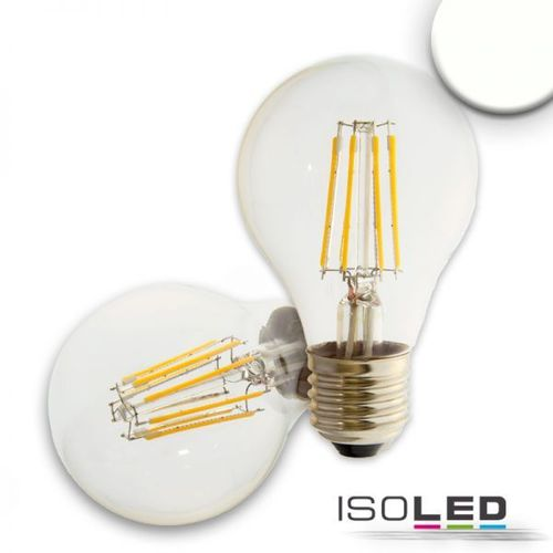 LED Filament Birne ISOLED E27 7W (ca. 60W) 720lm 4000K klar