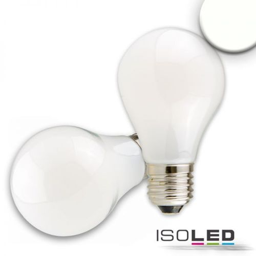 LED Filament Birne ISOLED E27 7W (ca. 60W) 710lm 4000K matt